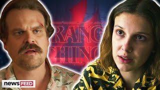 'Stranger Things' 4 SPOILER Theories!