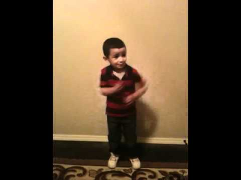 Rubencito Dancing And Singing Baby By Justin Bieber video