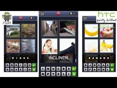 4 Images 1 Mot   niveaux 466 à 495 - Apple & Android - Solutions Facile et rapide