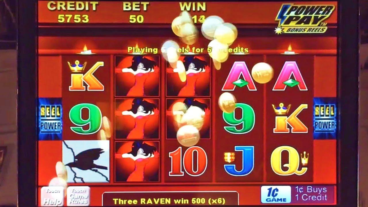 Slot machine wicked winnings ii