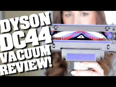 Dyson DC44 Review   Digital Slim 'Animal' Cordless Vacuum