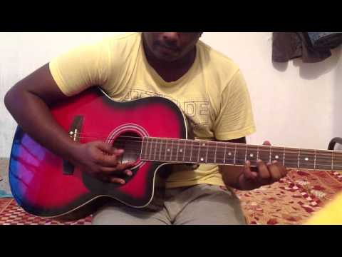 Anjali Anjali Pushpanjali song on guitar(DUET MOVIE)