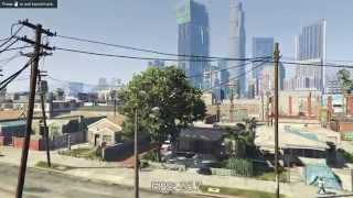 "GTA 5 ""Benchmark"" (HD7750 2GB / RAM 4GB / Athlon II X2 3.3Ghz)"