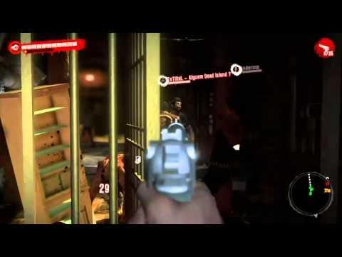 Utilizando Armas de Fogo no Dead Island