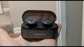 Enacfire TRUE Wireless Headphones Review (Re-upload)