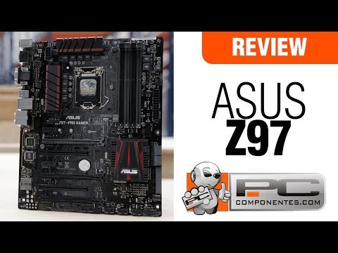 Asus Z97 Pro Gamer - Overview