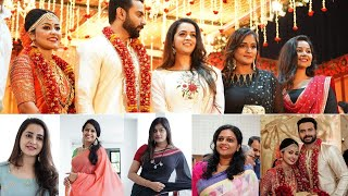 Actor Hemanth Menon Wedding Video | Bhavana Menon| Remya Nambeeshan|Bhama