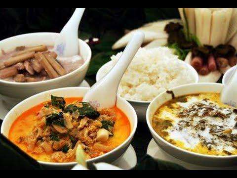 В Таиланде палочками не едят / мастер-класс от шеф-повара / Илья Лазерсон / Мировой повар