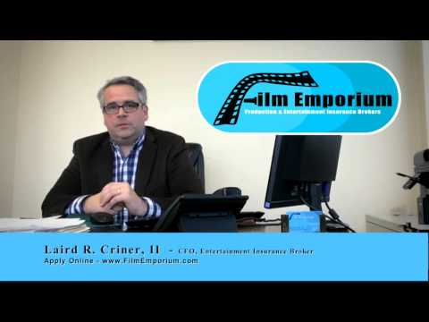 01 - Introduction to Production Insurance for Films - Film Emporium