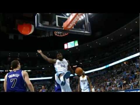 Top 10 NBA Rookie Plays of 2012!