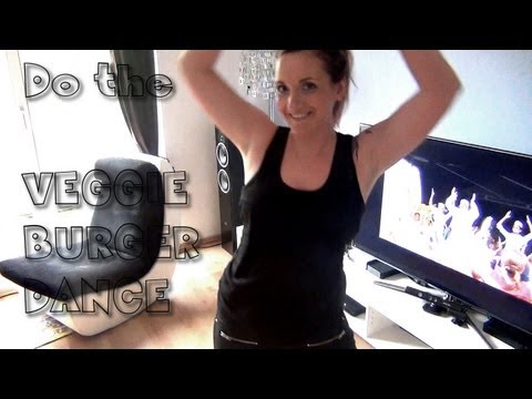 VEGGIE BURGER DANCE - 4. Woche im BIKINI BATTLE