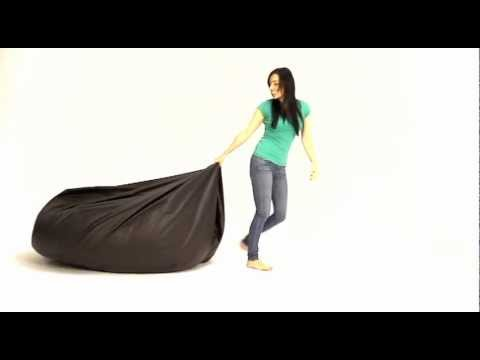 Xxxl Monster Extra Extra Large Giant Bean Bag - Beanbag Bazaar video