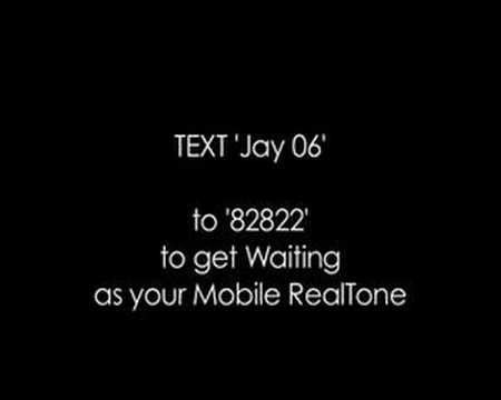 Jay Sean - Waiting - 'My Own Way' - Ringtones