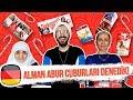 ALMANYA ABUR CUBURU! İLK KEZ DENEDİK!