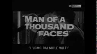 Man of a Thousand Faces (1957) - Official Trailer