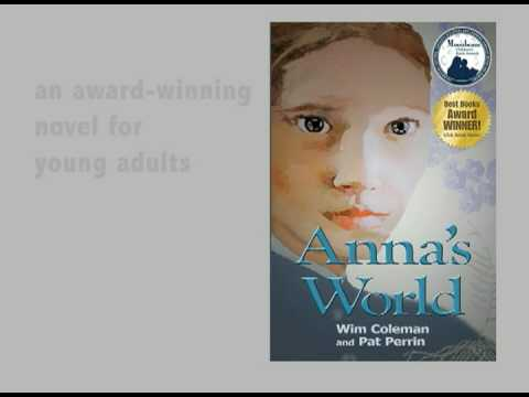 Anna's World Book Trailer