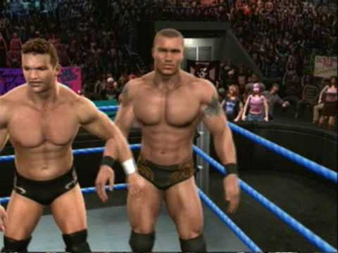 wwe judgment day 2009. Randy Orton Judgment Day 2009