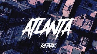 [FREE] Hard Trap Type Beat 'ATLANTA' Dark Trap Instrumental | Retnik Beats