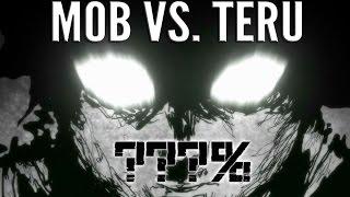 Shigeo(Mob) vs Teru / Mob Psycho 100 ( English)