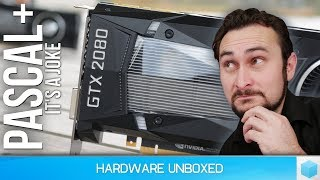 We Have All The GTX 1180 Details [Warning: Satire]