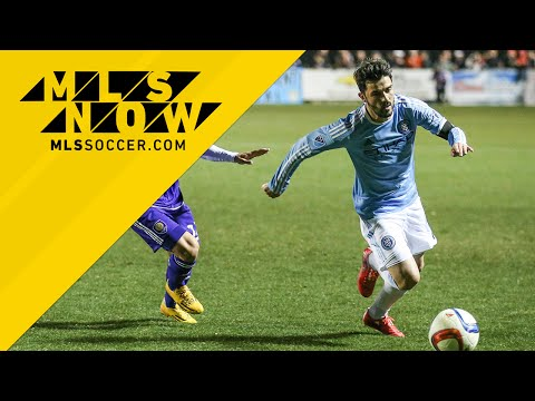 Kaka, David Villa steal the show in preview of opening day clash | MLS Now