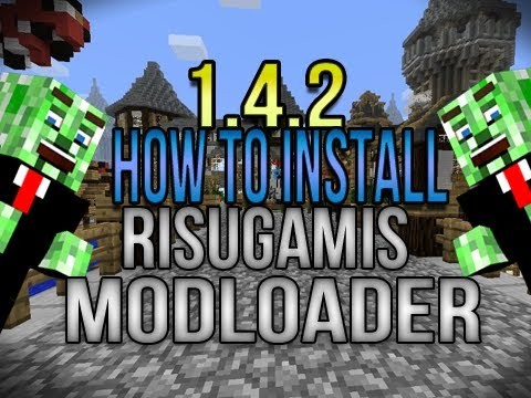 [1.4.7] How to install Modloader [WORKING]