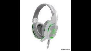 Đập hộp tai nghe game thủ Exavp exv220 (trắng)