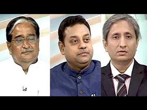 BJP's 'trimurti's swept aside into a new token committee of the party?