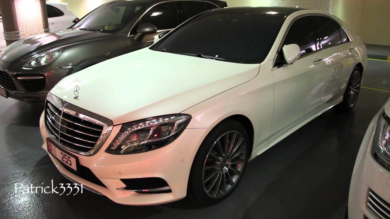 2014 mercedes benz s class w222 s500 first one in for Mercedes benz dubai price