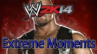 WWE 2K14 - Extreme Moments - PT-BR