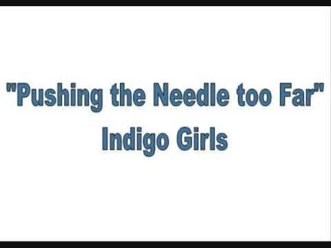 Indigo Girls - Anyone But Myself