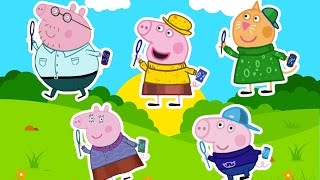 Peppa Pig Finger Family \ The Finger Family Song Nursery Rhymes Lyrics Song and More