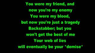 Blood On The Dance Floor - Bad Blood Lyrics