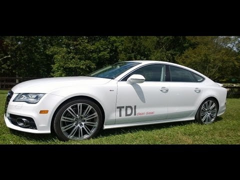 2014 Audi A7 TDI: Everything You Ever Wanted To Know