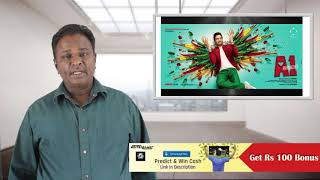 A1 Review - ACCUSED NO 1 - Santhanam - Tamil Talkies