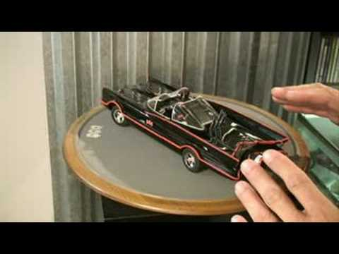 Car Room Magazine: Hot Wheels 1:18 Elite Batmobile