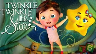 Twinkle Twinkle Little Star , The Wheels on the Bus , Johny Johny Yes Papa , Baby Shark , ABC Song