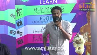 Vetrimaran Inaugurates Vasagam Film School