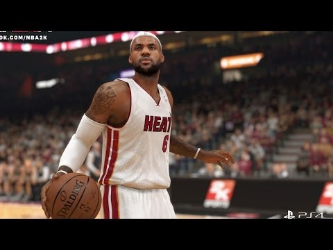 NBA 2K14 - First Next-Gen Gameplay