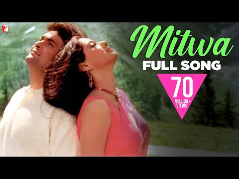 Mitwa - Full Song - Chandni