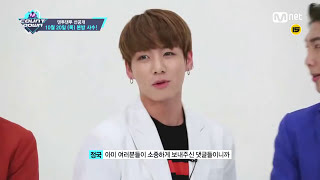 BTS imitates each other in Blood Sweat Tears MV