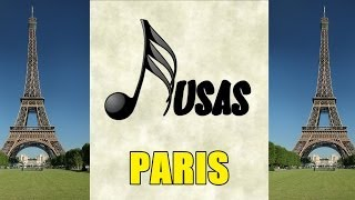 FUSAS #2 - Paris