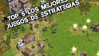 Top 5 Los Mejores Juegos De Estrategia + (Descarga)