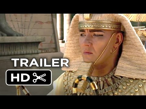Exodus: Gods and Kings TRAILER 2 (2014) - Ben Kingsley, Ridley Scott Biblical Epic Movie HD