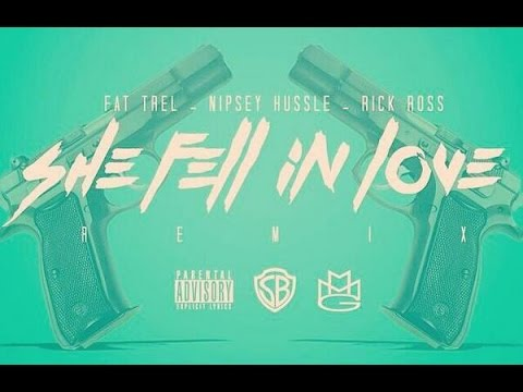 "Fat Trel collabs with Rick Ross & Nipsey Hussle for ""She Fell in Love"" Remix"