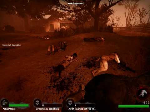 L4D2 Charger Gameplay