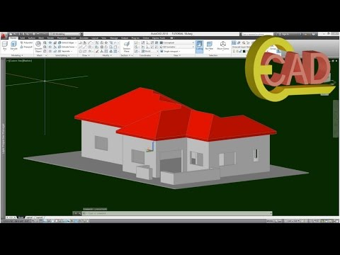 autocad 2015 3d tutorial pdf