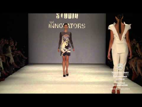 YING YUAN - MERCEDES-BENZ FASHION WEEK AUSTRALIA SPRING SUMMER 2013/2014 COLLECTIONS