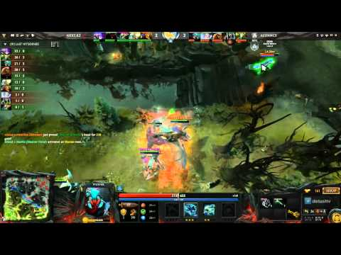 Alliance vs NEXT.kz, SLTV Star Series S VII Day 27