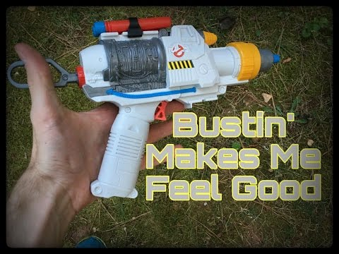 Honest Review: The  New Ghostbusters Proton Sidearm from BoomCo